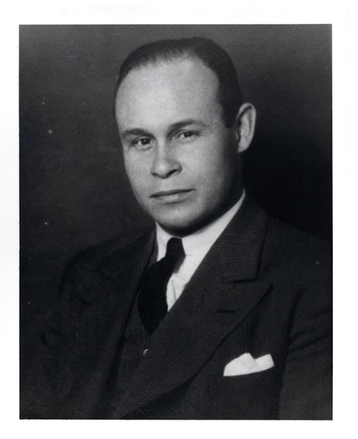 Portrait of Charles Richard Drew