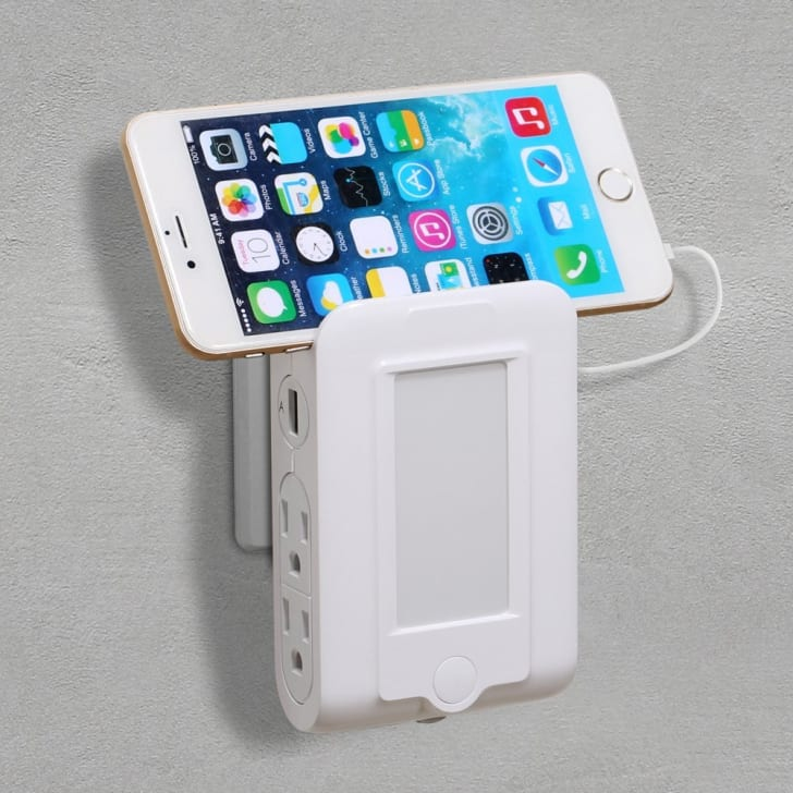 phone charger night-light