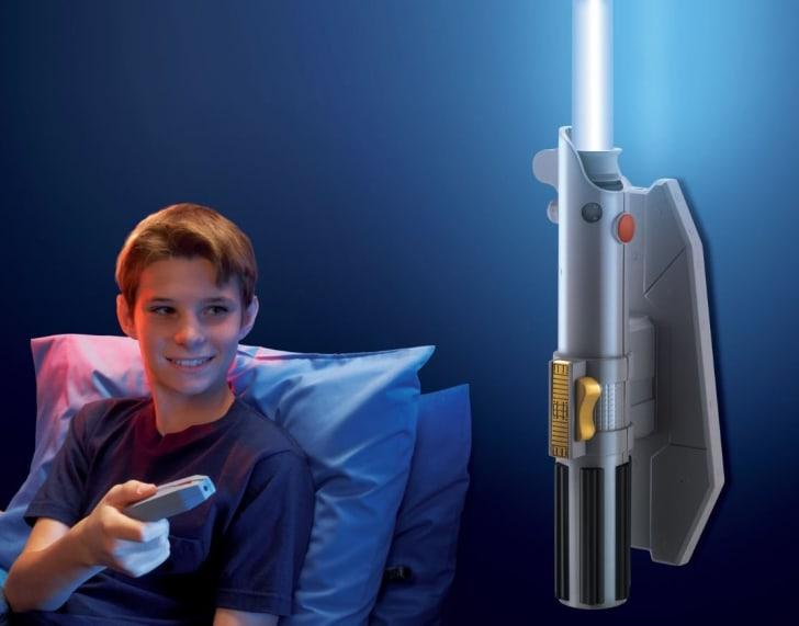 Star Wars Science Multicolor Lightsaber Room Light