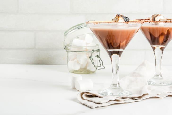 Nutella martini.