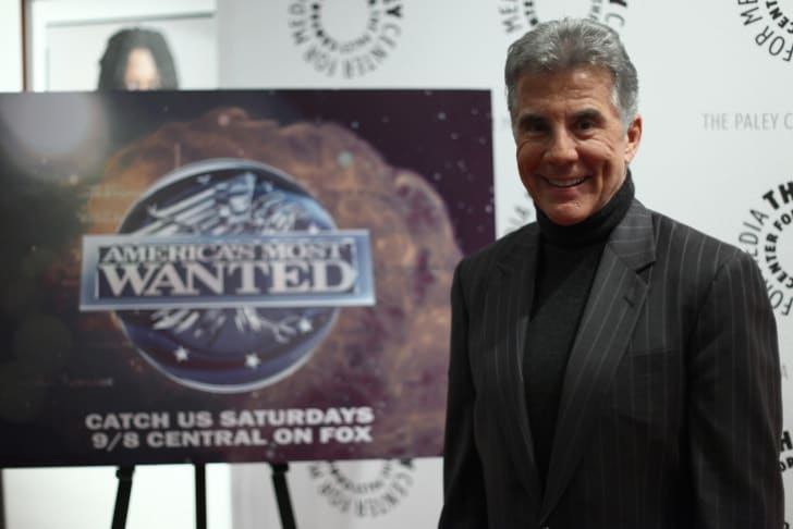 John Walsh attends a Paley Center event for 'America's Most Wanted'