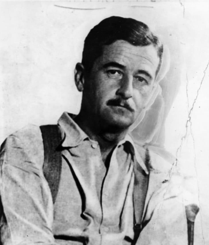 William Faulkner in 1939.