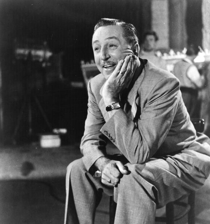 Walt Disney circa 1952.