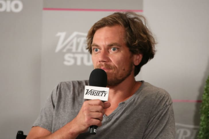 Michael Shannon appears at the Toronto Film Festival