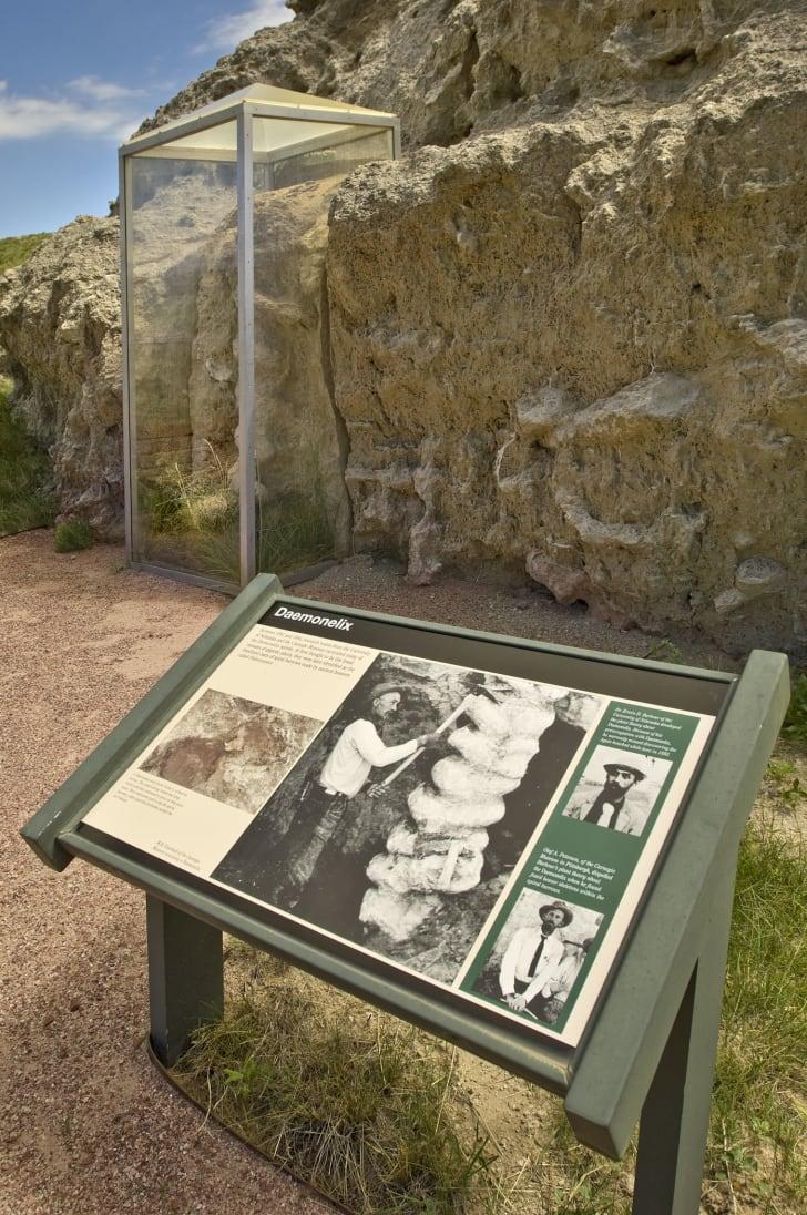 Agate Fossil Beds National Monument in Nebraska