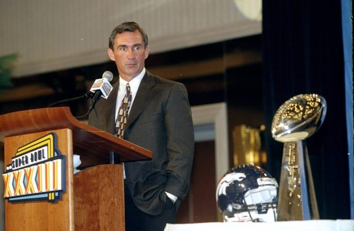 Former Denver Broncos coach Mike Shanahan
