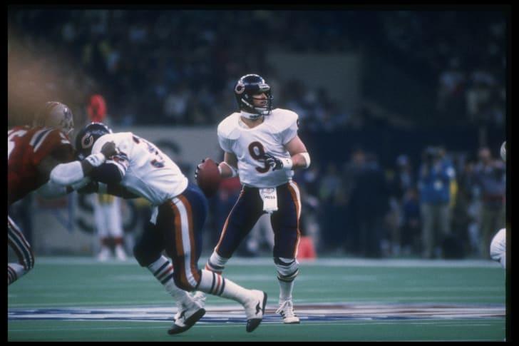 Jim McMahon, Super Bowl XX