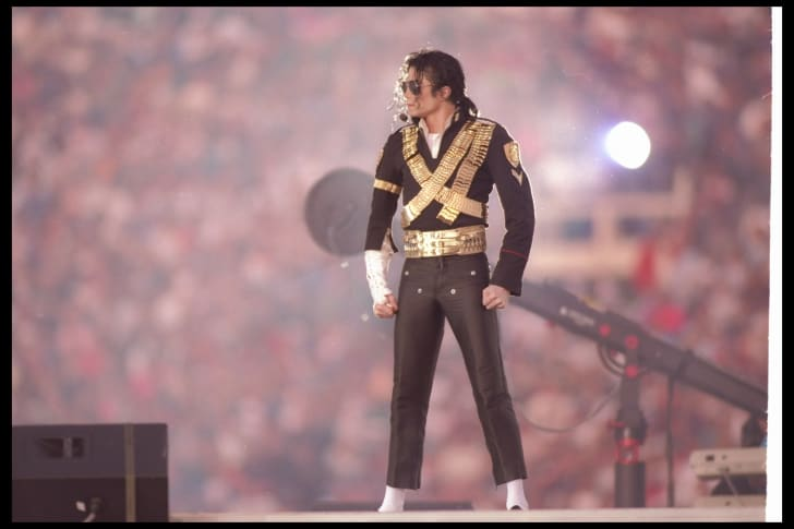 Michael Jackson Super Bowl Halftime 1993