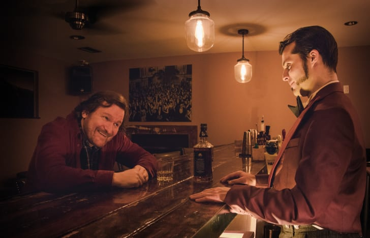 """Chicago's """"The Shining""""-themed pop-up bar"""