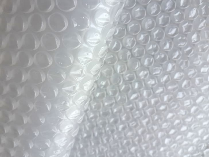 Sheet of Bubble Wrap