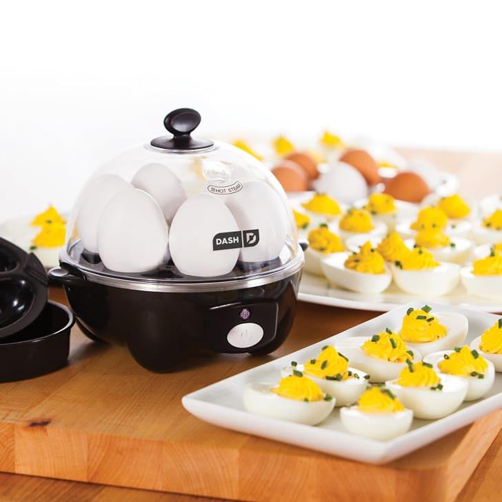Smart egg cooker