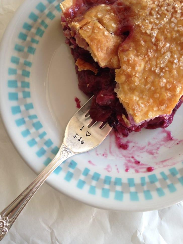Pie from The Upper Crust Pie Bakery