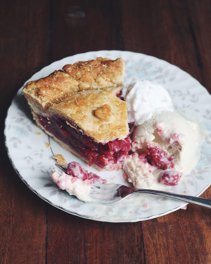 Modern Love pie