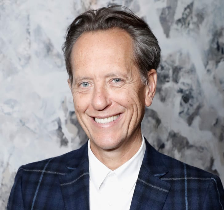 Richard E. Grant attends 'Their Finest' after party during the 60th BFI London Film Festival at on October 13, 2016.