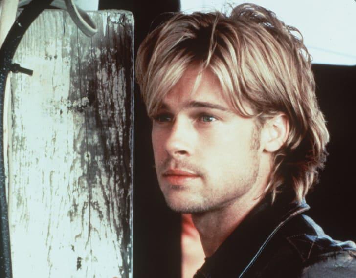 Brad Pitt in 'The Devil's Own' (1997)