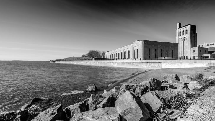 Harris Filtration Plant Toronto