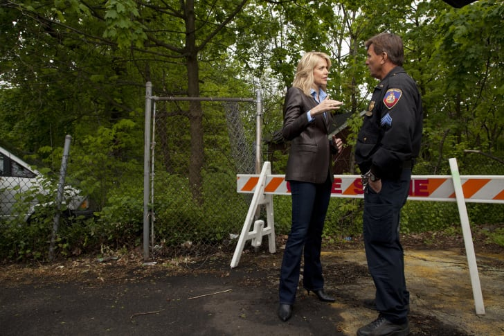 A still from 'On the Case With Paula Zahn'