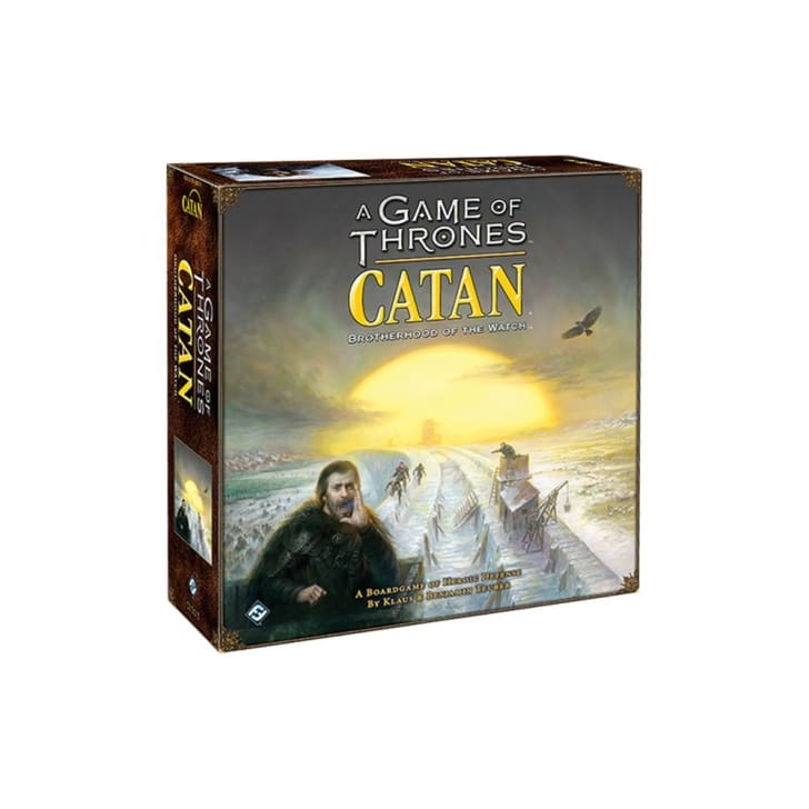 Game of Thrones Catan game.