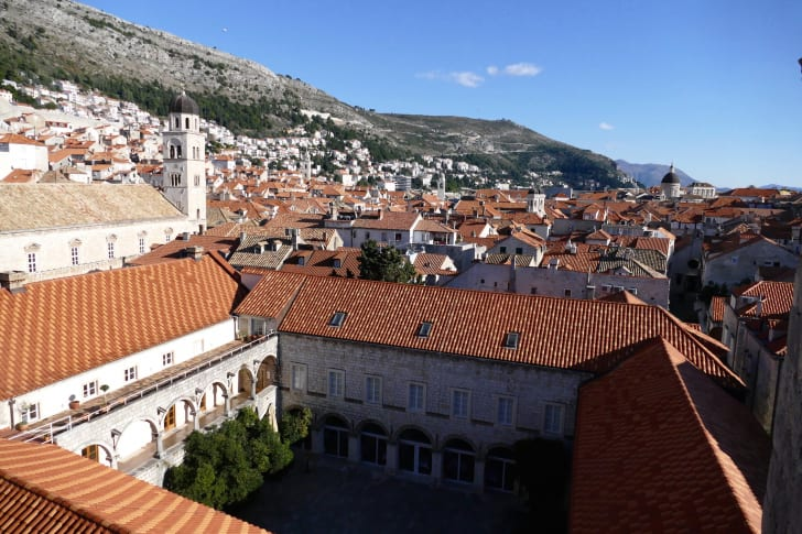 A photo of Dubrovnik, Croatia