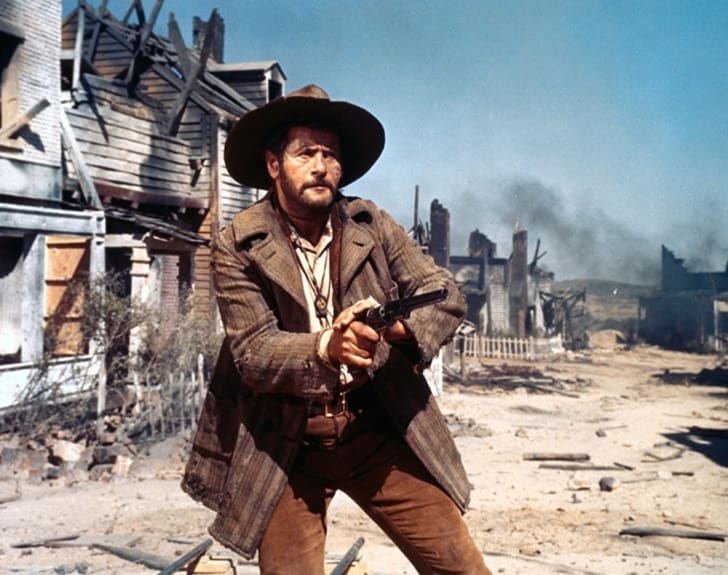 Eli Wallach in 'The Good, the Bad and the Ugly'