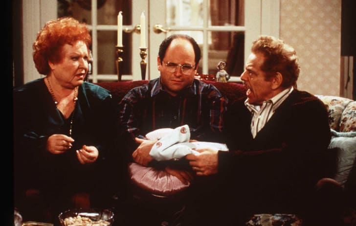 A still from 'Seinfeld'