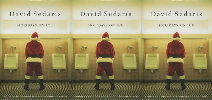 Holidays on Ice book