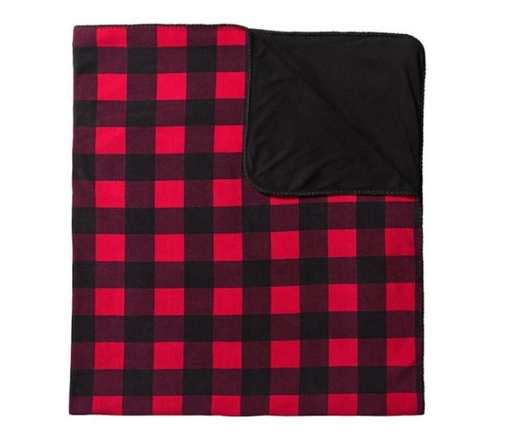 Fleece blanket by Eddie Bauer