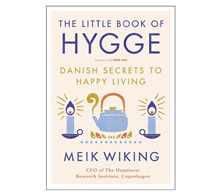 Cover of The Little Book of Hygge