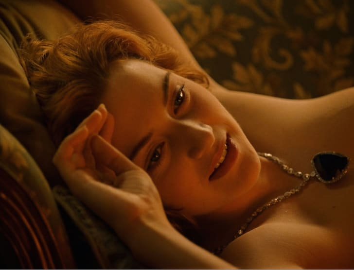 Kate Winslet in 'Titanic' (1997)