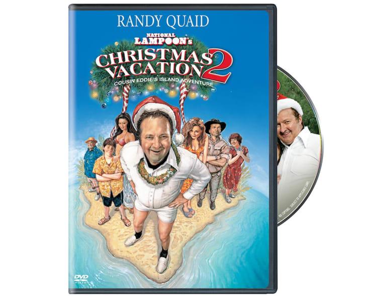 Christmas Vacation 2: Cousin Eddie's Island Adventure DVD