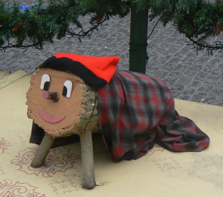A Tio De Nadal log.
