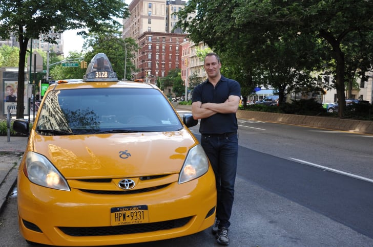 Ben Bailey and the Cash Cab
