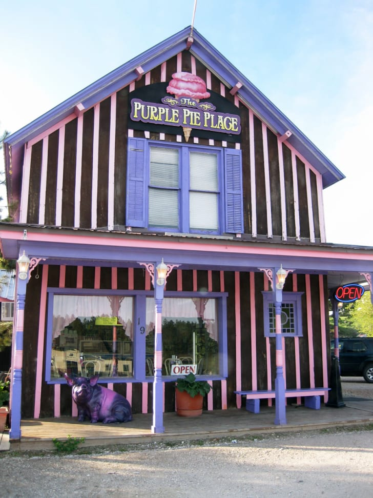 The Purple Pie Place, Custer, SD