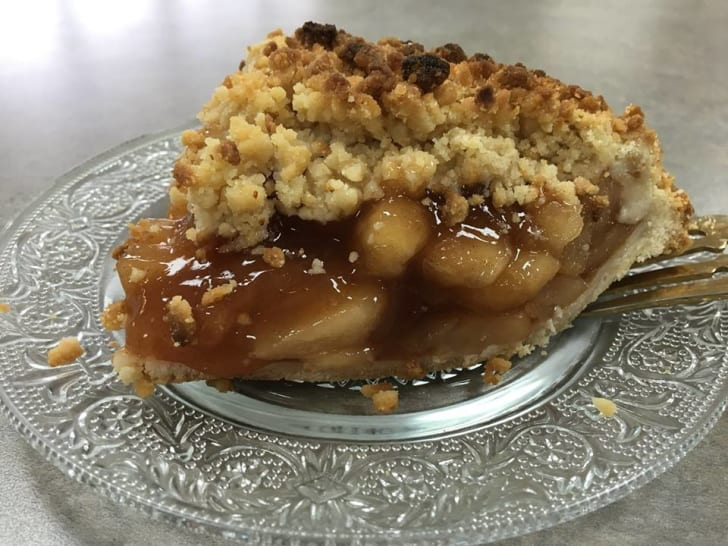 Apple pie from Just Pies