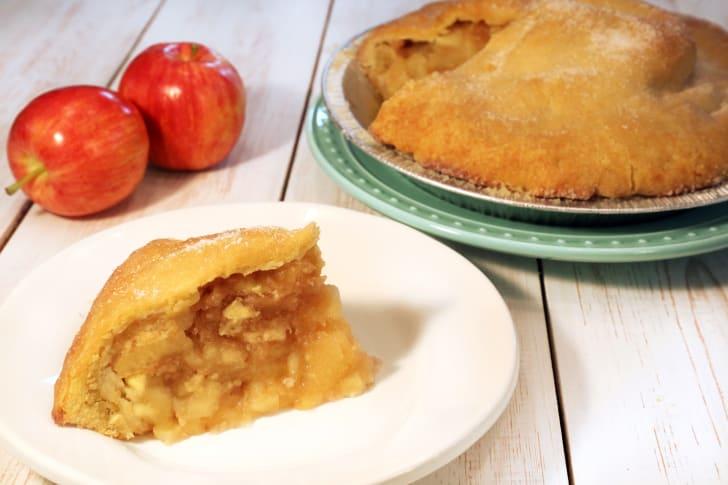 Tootie Pie Co. apple pie
