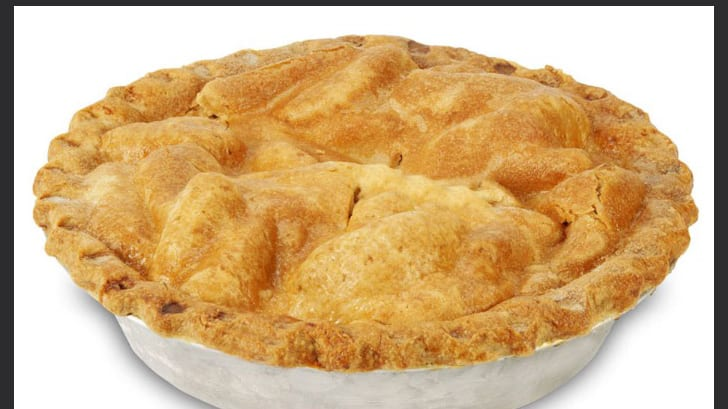 Oronoque Farms apple pie