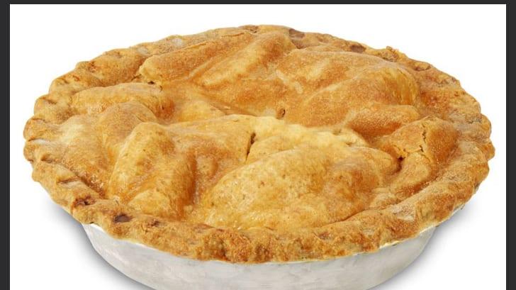 Oronoque Farms apple pie
