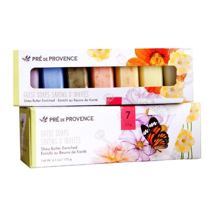 Pre de Provence butterfly soap gift set