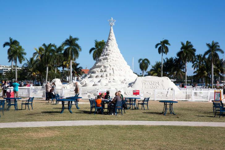 Sandi Land in West Palm Beach Florida