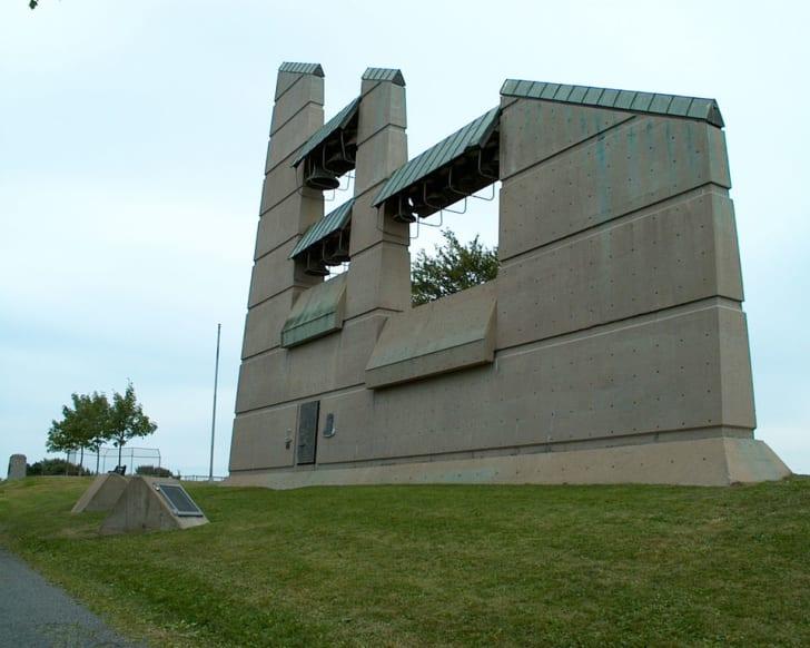 Halifax Memorial bell tower