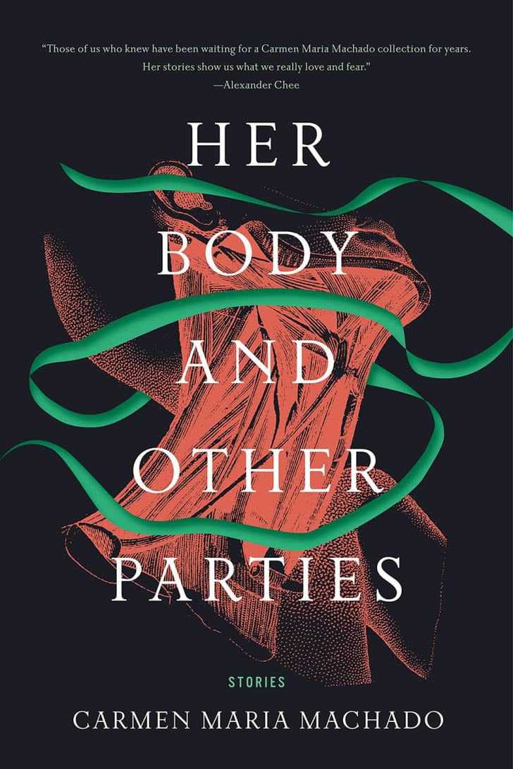 Book cover for Her Body and Other Parties