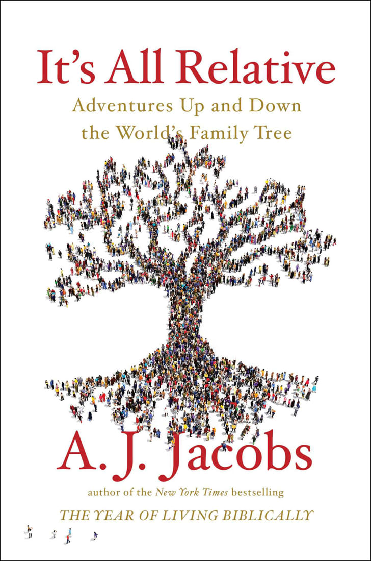 Cover of Its All Relative