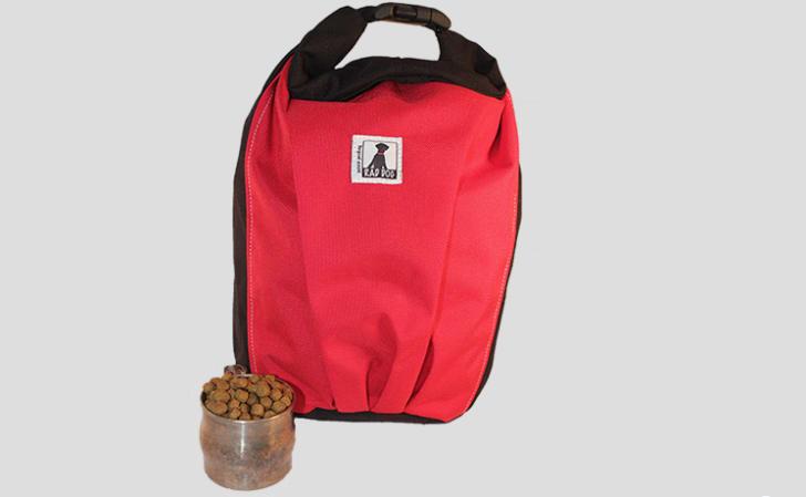Bag for dog treats.