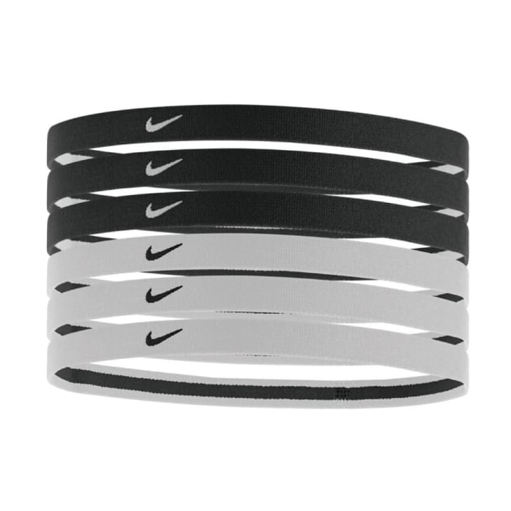 A set of Nike headbands is pictured
