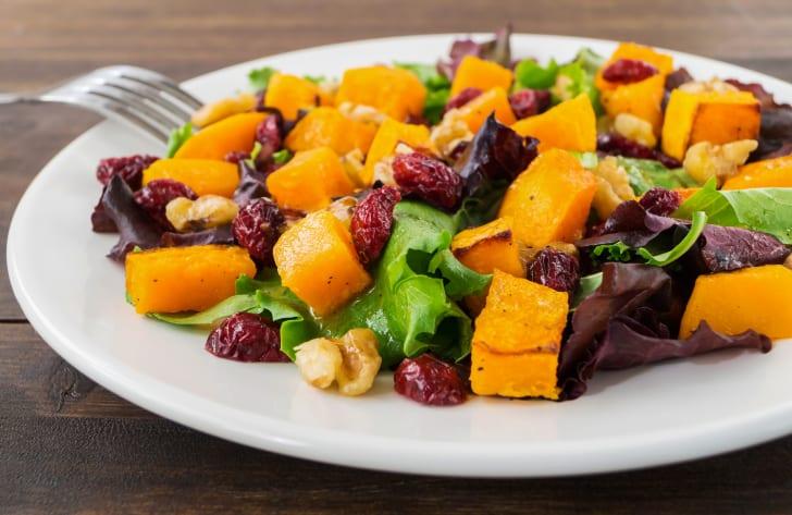 A fall salad.
