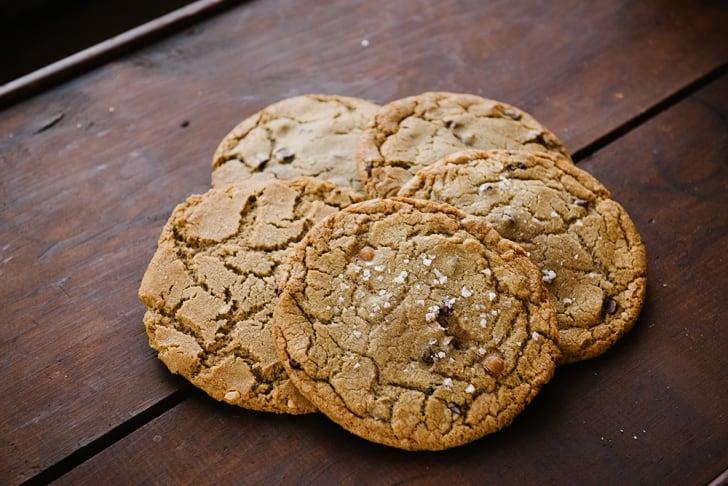 T-Rex Cookie Company Giant Sea Salt Caramel Chocolate Chip Cookies