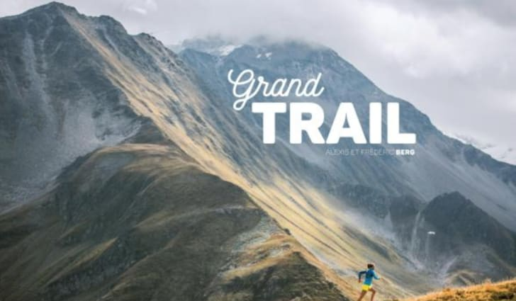 cover of Grand Trail by Frederic Berg and Alexis Berg