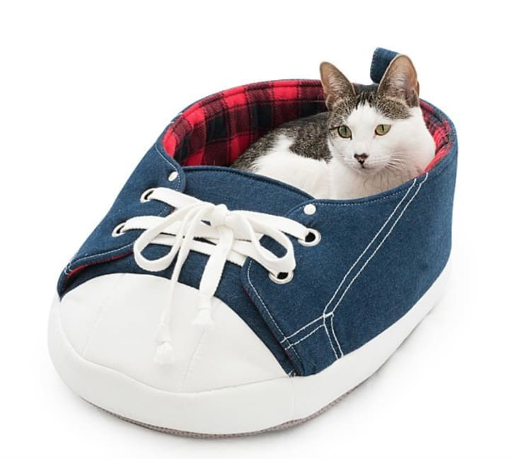 Sneaker Pet Bed by Uncommon Goods