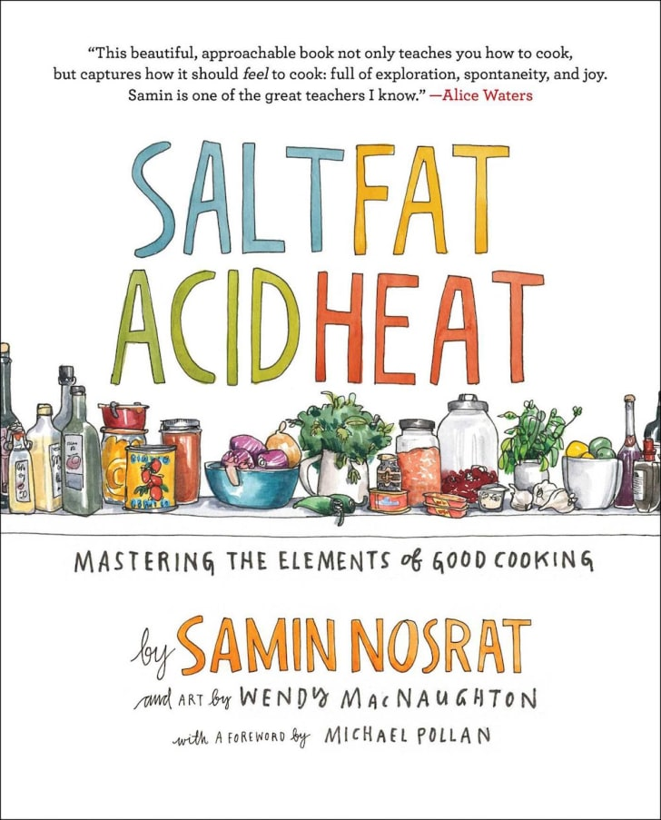 Cover of cookbook.