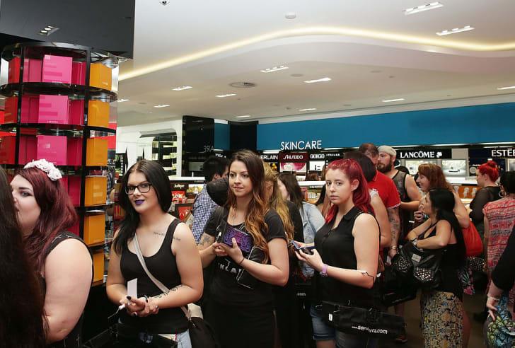 Sephora line